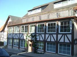 Waldecker Taverne, Bad Arolsen (Landau yakınında)