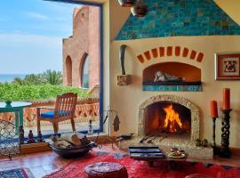 Lazib Inn Resort & Spa, 'Izbat an Nāmūs ('Izbat Baḩr Abū al Mir yakınında)