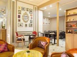 Hotel De La Cite Rougemont