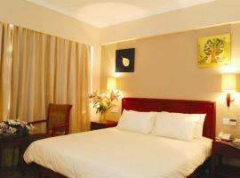 GreenTree Inn Beijing Xisanqi Bridge Business Hotel, Changping (Huilongguan yakınında)