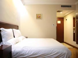 GreenTree Inn Beijing Tongzhou Tuqiao Subway Station Express Hotel, Tongzhou (Liyuanzhen yakınında)