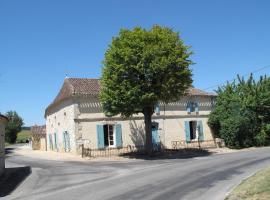 Le Presbytère de Pompiac, Кастийонес (рядом с городом Bournel)