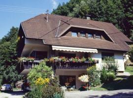 Haus Schindler, Ottenhöfen (Simmersbach yakınında)