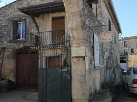 Gite Cour St Vincent, Saint-Vincent-de-Barbeyrargues