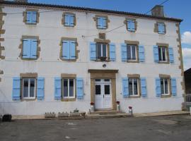 Chambre d'hôtes La Prade, Miramont-Sensacq (рядом с городом Sarron)
