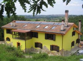 B&B Villa Selva Grande, Fiano Romano (Sant'Oreste yakınında)