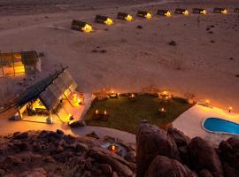 Desert Quiver Camp, Sesriem