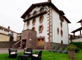 Casa Aldekotxeberria, Ziga (Almándoz yakınında)