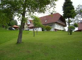 Sandras Bergstation, Bad Rippoldsau (Wildschapbach yakınında)