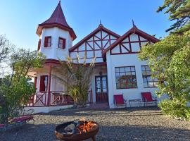 Hotel El Pedral, Punta Ninfas (Puerto Pirámides yakınında)