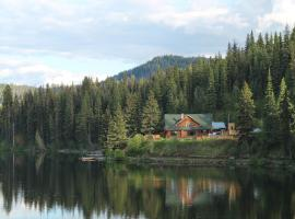 Lac Des Roches Resort, Bridge Lake (U blizini grada 'Clearwater')