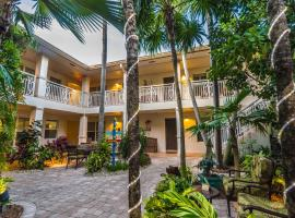 Crane's Beach House Boutique Hotel & Luxury Villas, Delray Beach