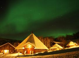 Vestvatn - Arctic Cabins, Brekke