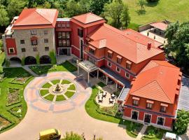 Hotel sv. Ludmila, Skalica (Radějov yakınında)