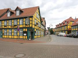Hotel & Restaurant Zur Post, Salzwedel (Kuhfelde yakınında)
