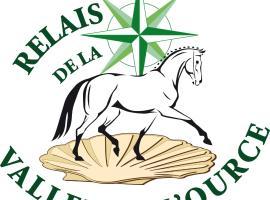 Relais De La Vallée De L'ource, Villars-Montroyer (рядом с городом Auberive)