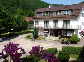 Hotel garni HAUS IRIS, Sieber