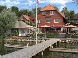 Hotel am See Römnitzer Mühle, Römnitz