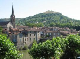 Au Troubadour, Saint-Antonin