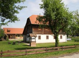 Pension Sava Turizam, Lonja (рядом с городом Mužilovčica)