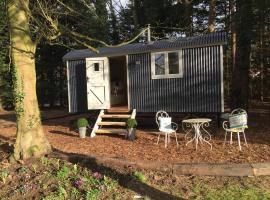 Chez Marguerite Luxury Shepherd's Hut, Holt (Near Kelling)