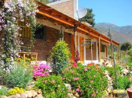 Hosteria Los Olivos, Quebrada de Alvarado (Ojos Buenos yakınında)