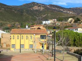 """Apartamentos """"La Escueleta"""", Nueno (Belsué yakınında)"""
