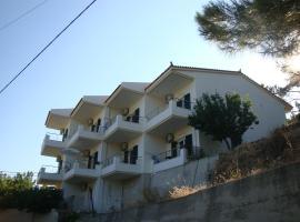 Studio Zefyros, Gialiskari (рядом с городом Арменистис)