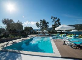 Lavender Cove, Korfos