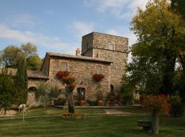 Podere Vitiano, Castel Viscardo (Viceno yakınında)
