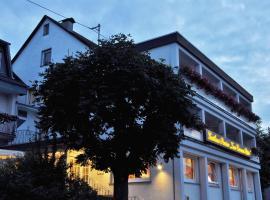 Landgasthof Eiserner Ritter, Boppard (Hirzenach yakınında)