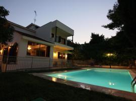 Villa Arafin, Rafina