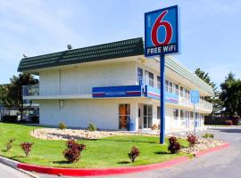 Motel 6 King City, King City (in de buurt van Greenfield)