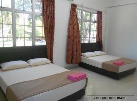 TT Rest House, Tumpat (Near Narathiwat)