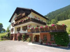 Alpengasthof Grobbauer, Rottenmann (Oppenberg yakınında)