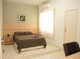 Gold Avenue Hotel, Volta Redonda
