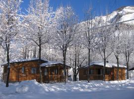 Campeggio Valle Gesso, Entracque (Valdieri yakınında)