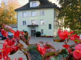 Gästehaus Nidelbad, Rüschlikon (Küsnacht yakınında)