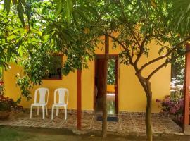 Cabaña Mi Ranchito, El Zaino (Cañaveral yakınında)