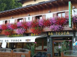 """Albergo """"da Tosca"""""""