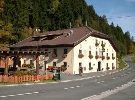 Gasthof zum Löwen, Sankt Jakob im Lesachtal (Sittmoos yakınında)