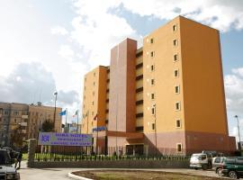 Mira Hotel Sakhalin, Yuzhno-Sakhalinsk