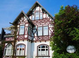 Hotel Villa Rossek, Bad Liebenstein