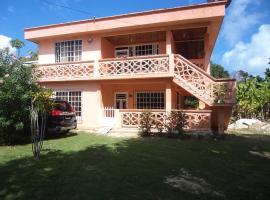 Posada Nativa Shingle Hill, San Andrés (El Tamarindo yakınında)