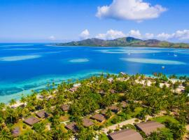 Plantation Island Resort, Malolo Lailai