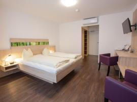 Hotel zur Pfalz, Kandel (Wörth am Rhein yakınında)