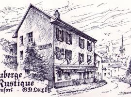 Hotel Auberge Rustique, Beaufort