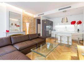 Appartement de luxe Place Bellecour