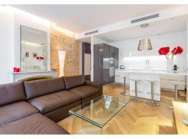Appartement de luxe Place Bellecour