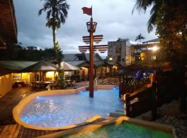 Cocos Hot Spring Hotel